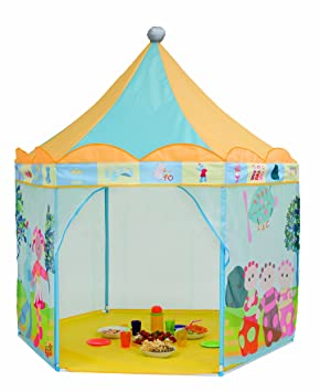 Worlds Apart In the Night Garden Pavilion Tent  sc 1 st  Amazon UK : pavilion play tent - memphite.com