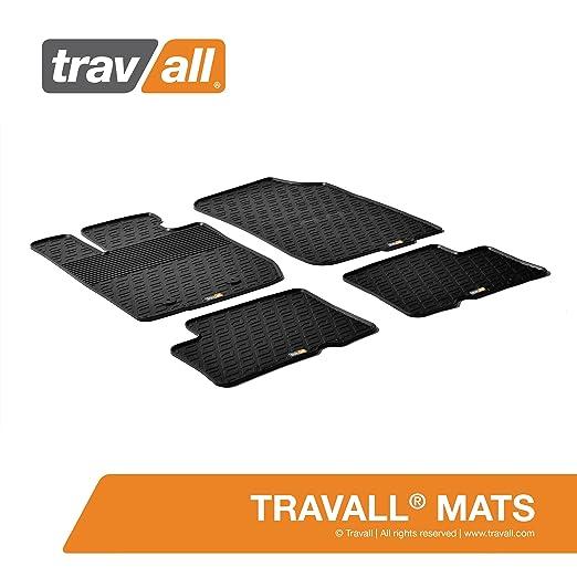 2 opinioni per Tappetini Auto in Gomma Originali- Travall® Mats- TRM1078