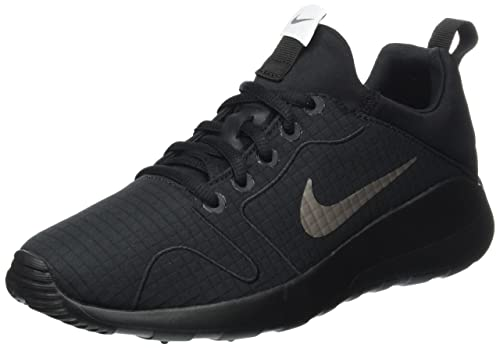 new styles 7bbd1 d0db2 Nike Women s WMNS Kaishi 2.0 Prem Trainers, Metallic Pewter Black, 4 UK 37.5
