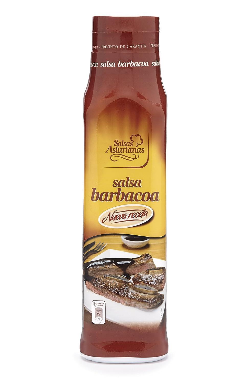 Salsas Asturianas Salsa Barbacoa - 1000 gr - [Pack de 6]: Amazon.es: Alimentación y bebidas