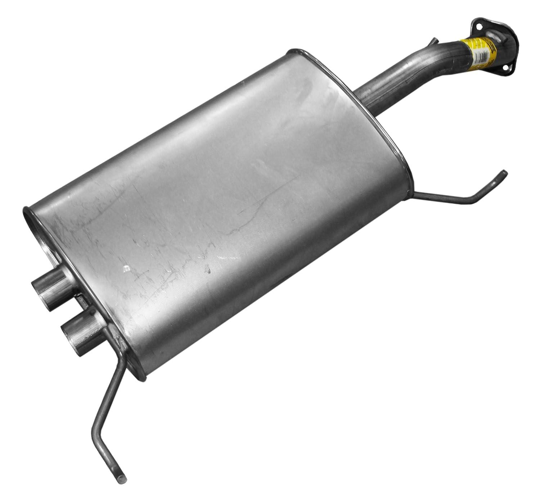 Walker 54377 Quiet-Flow Stainless Steel Muffler Assembly Tenneco