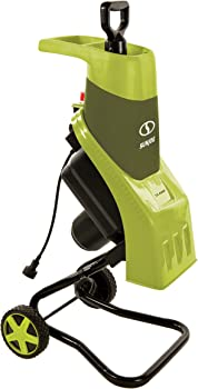 Sun Joe CJ602E 15-Amp Electric Chipper Shredder for Composting