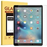 iPad Pro 12.9 Screen Protector [Multi-Touch Compatible], SPARIN [0.3mm / 2.5D Round Edge] [Tempered Glass] [Bubble-Free] Screen Protector for iPad Pro 12.9 Inch