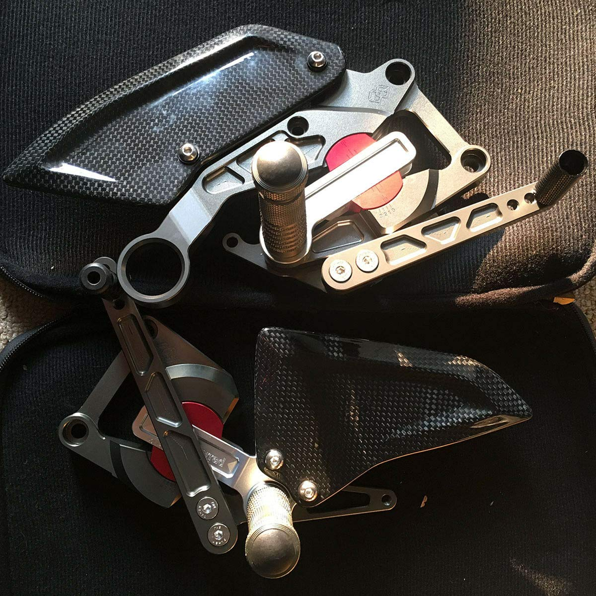 Gilles Tooling Folding Clutch Brake Levers fit 2015-2019 BMW S1000RR S1000R HP4