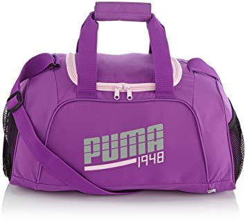 Puma 1948 Graphic - Bolsa de deporte (tamaño pequeño)