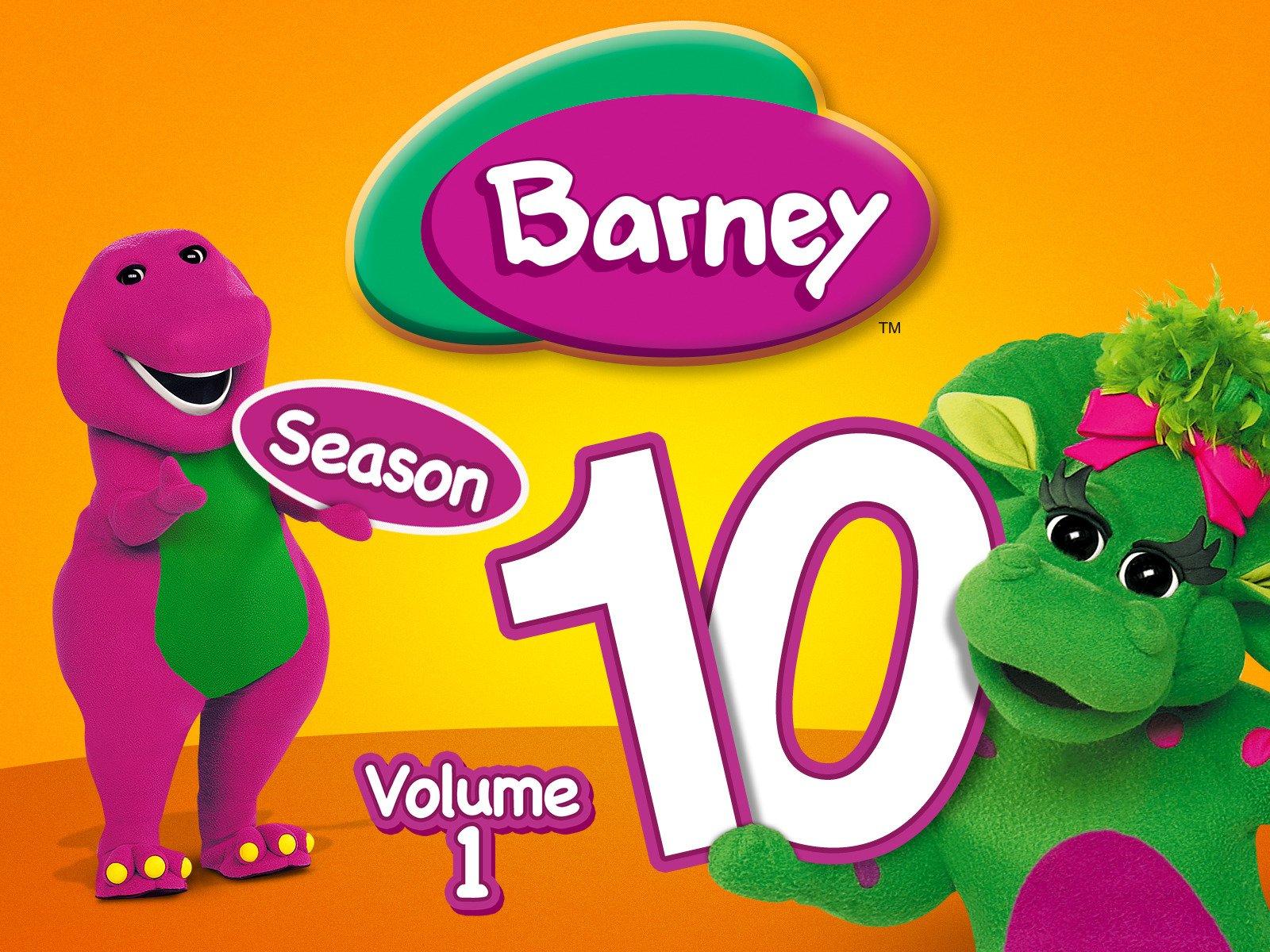 Amazon com: Watch Barney Season 10 Volume 1 | Prime Video