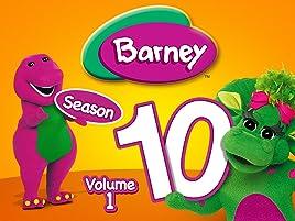 Amazon com: Watch Barney Season 10 Volume 1   Prime Video
