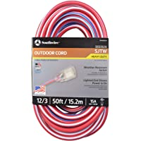 Deals on Southwire 02548-USA1 50-Foot Contractor Grade 12/3