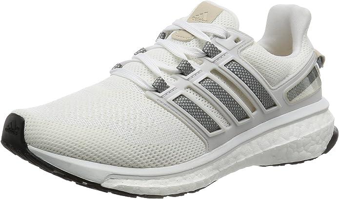 adidas Energy Boost 3, Zapatillas de Running para Mujer, Blanco (FTWR Whitech Solid Greycrystal White), 38 EU: Amazon.es: Zapatos y complementos