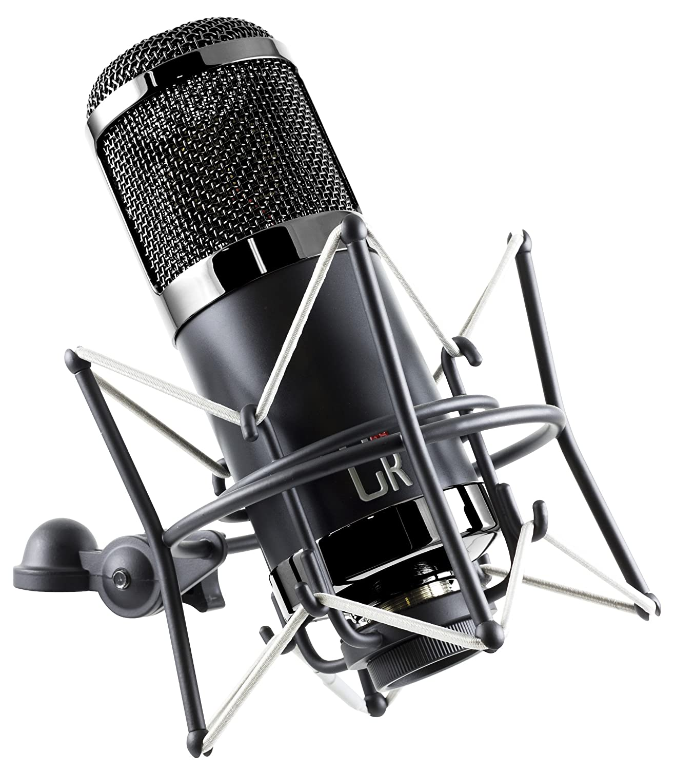 Amazon.com: MXL Cr89 Premium Low Noise Condenser Microphone with ...