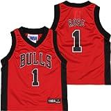 Outerstuff NBA Chicago Bulls Derek Rose #1 Toddlers Replica Player Jersey