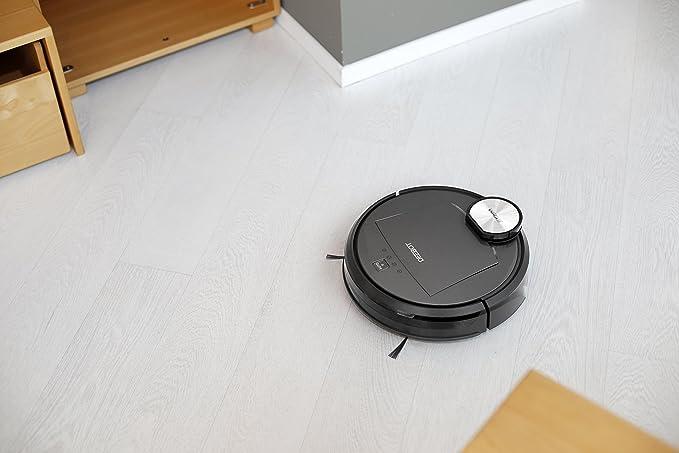 ECOVACS ROBOTICS DEEBOT R95MKII - Robot aspirador inteligente que ...