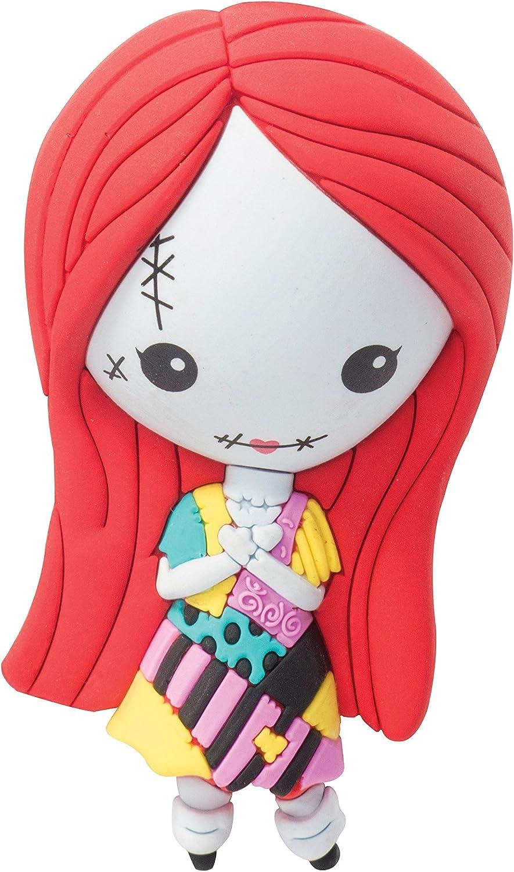 Nightmare Before Christmas Sally 3D Foam Magnet