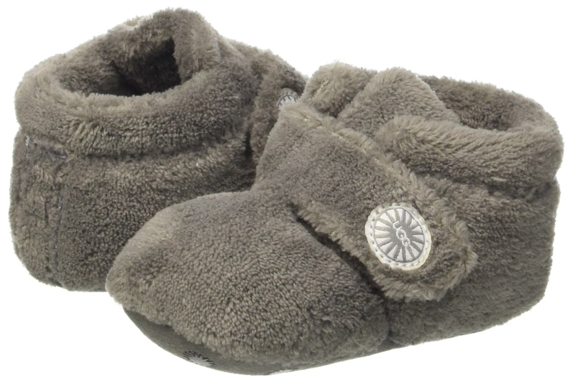 UGG Unisex Bixbee Bootie (Infant/Toddler), Charcoal, 2/3 (6-12 Months) M by UGG (Image #6)