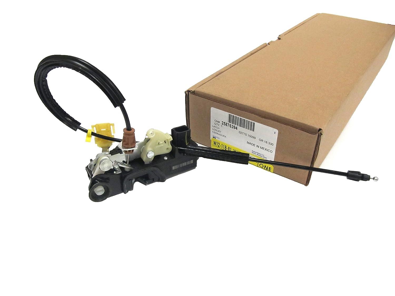OEM NEW Door Lock Latch Actuator Front Left Driver 08-09 GM Trucks /& SUVs