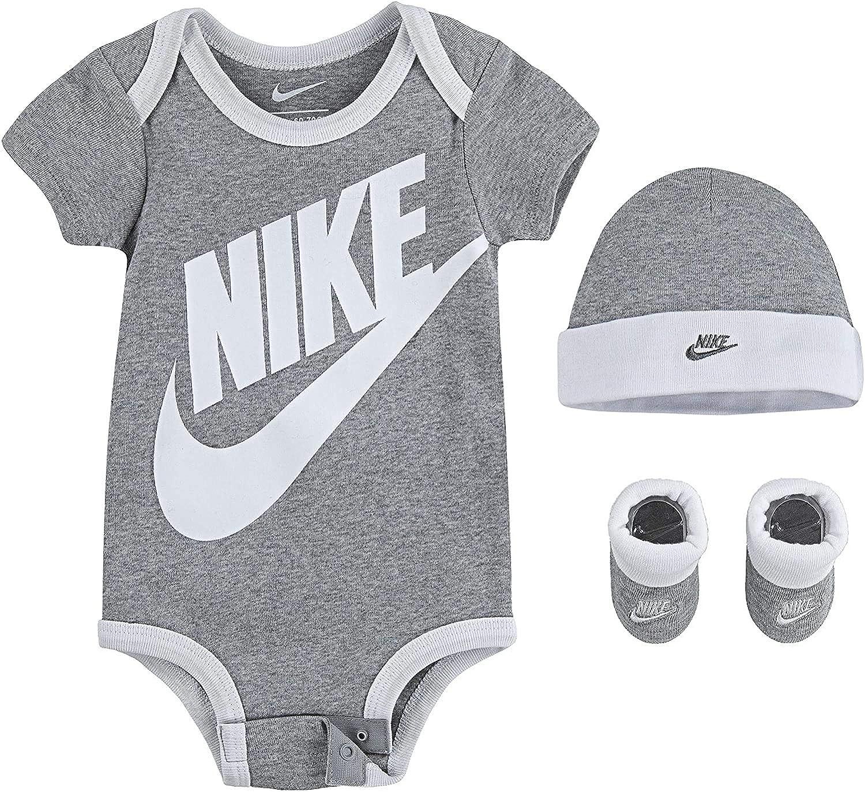 Nike Baby Boys 3-Piece Infant Set
