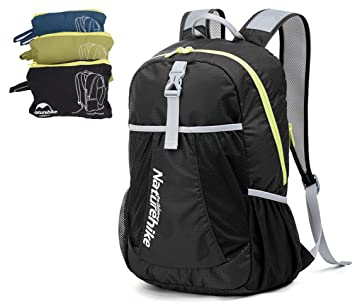 Valgens Camping Travel Daypack Backpack Packable Water Resistant  Lightweight Handy Foldable Day Backpacks d7efb9015554e