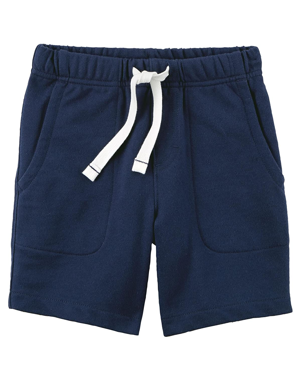 Carters Baby Boys Easy Pull-on French Terry Shorts
