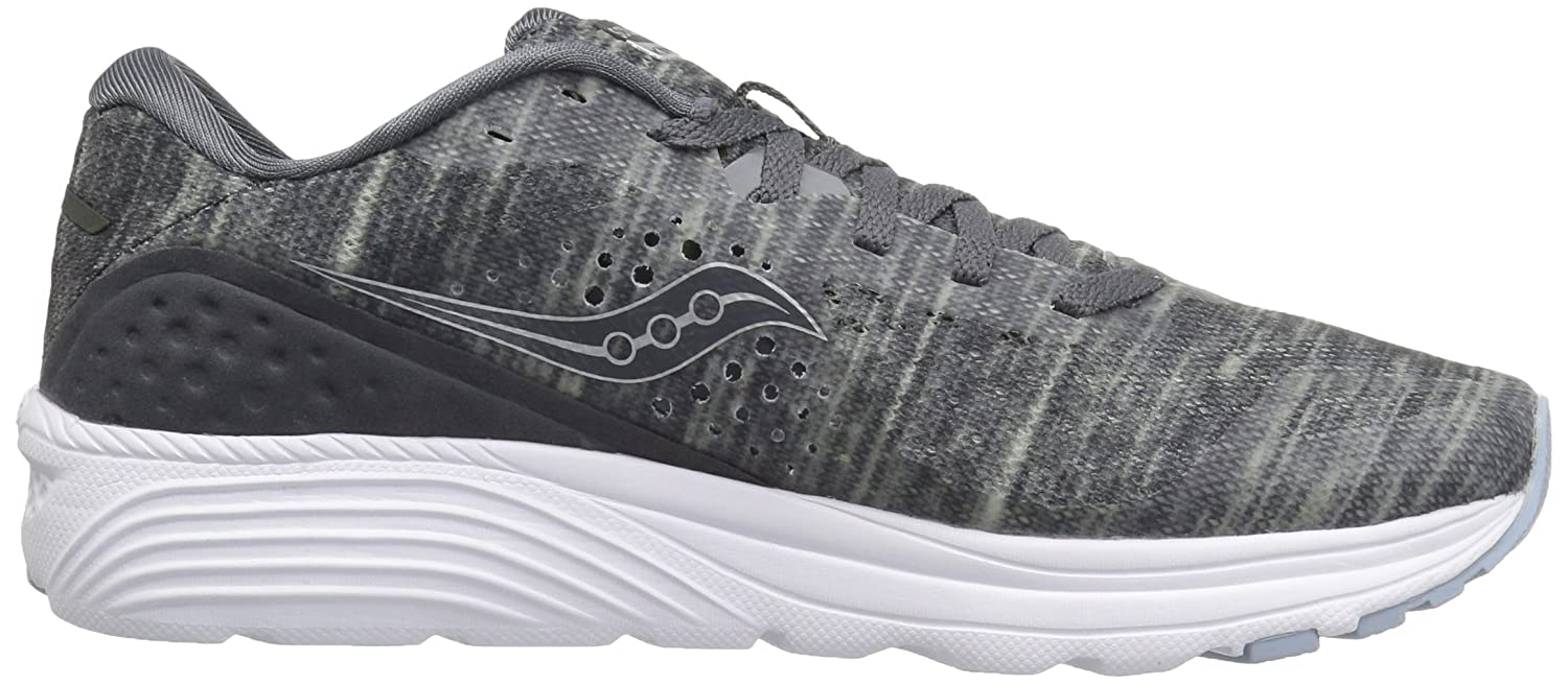 Saucony Women's Kinvara 8 B(M) Running Shoe B01N4GQ8XP 7 B(M) 8 US|Grey 4d6b10