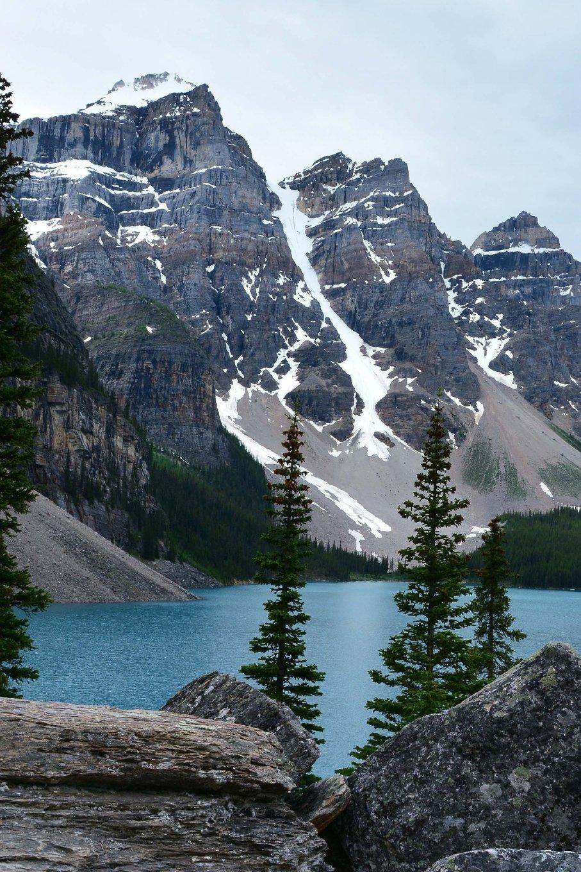 Buy Moraine Lake In Banff National Park Alberta Canada