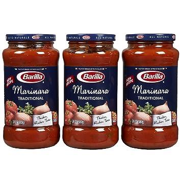 Barilla Marinara Sauce, 24 oz,(12 Pack)(288 OUNCES)