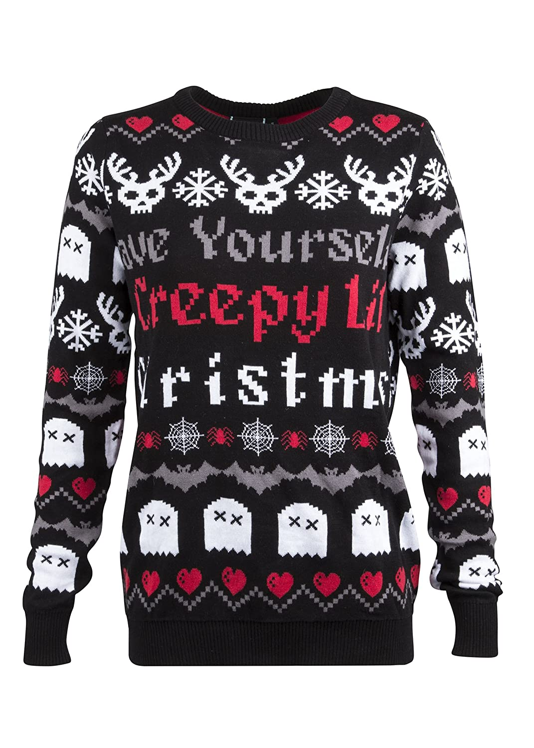 13c73e86c Amazon.com  Too Fast Clothing Have Yourself Creepy Lil Christmas ...