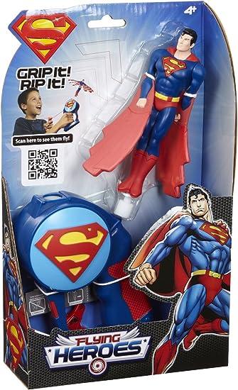 Flying HEROES SUPERMAN EROE VOLANTE