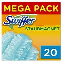 Swiffer Staubmagnet Tücher Nachfüllpackung, 3er Pack (3 x 20 Tücher)