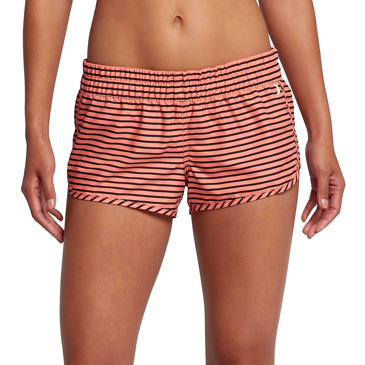 Hurley Womens Supersuede Stripe Beachrider Bottoms