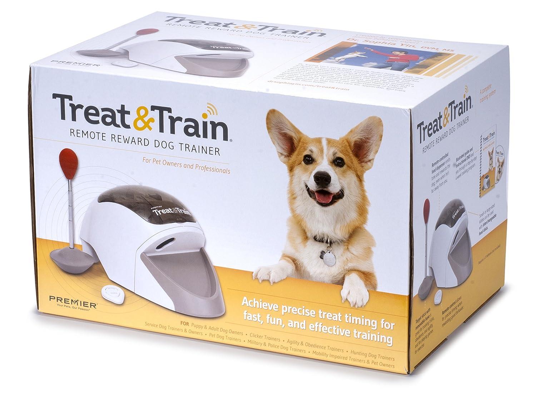 Amazon.com : PetSafe Treat & Train Remote Reward Dog Trainer ...