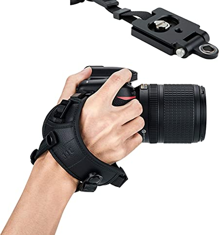 Gadget Career Compact Design Hand Strap for Canon PowerShot G3X G1X G16 G15