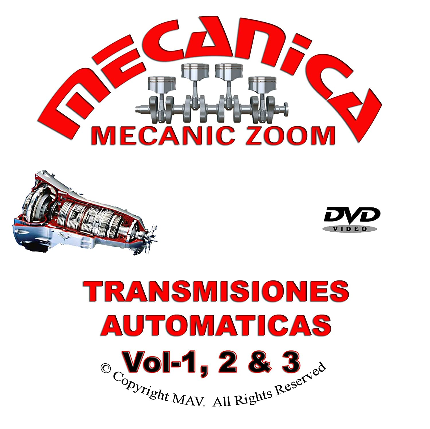 Amazon.com: MECANICA Zoom Mecanic 20 VOLUMES DVD Set [DVD] [2001]: Movies & TV