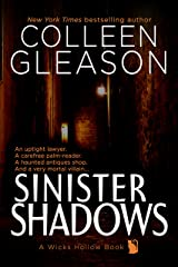 Sinister Shadows: A Ghost Story Romance & Mystery (Wicks Hollow Book 3) Kindle Edition