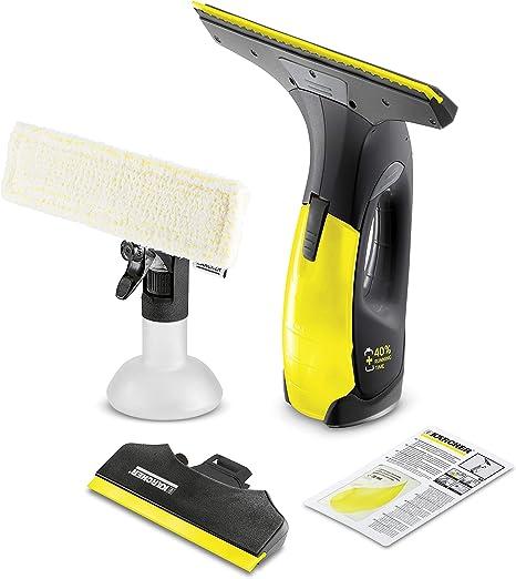 Kärcher Window Vac WV 2 Premium 10 years - Limpiadora de ventanas a batería (aspirador limpiacristales) (1.633-426.0): Amazon.es: Hogar