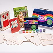 Wonder Crate Kids | Inspirational Innovators, Activists and Artists | Subscription Box For Kids | Ages 7-12