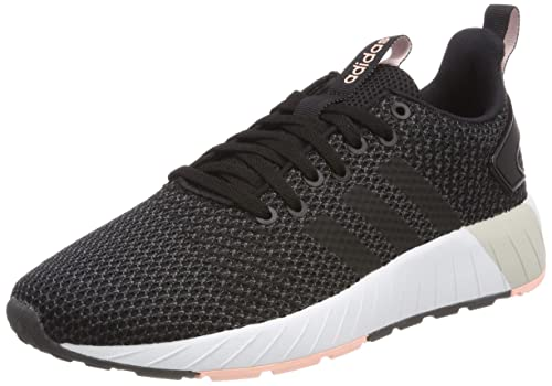 Adidas Questar BYD, Scarpe Running Donna, Nero Cblack/Hazcor 000, 36 EU