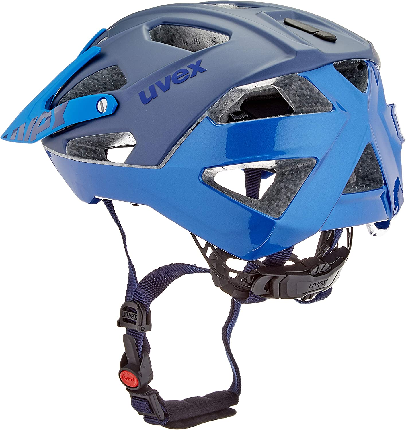 Uvex Quatro Casque de Bicyclette Mixte