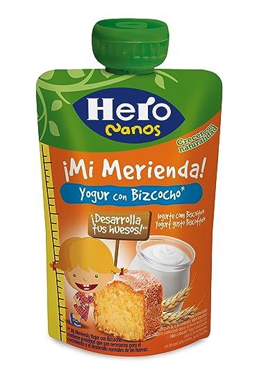 100 g Desayuno Yogur Con Bizcocho