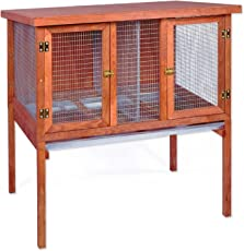 Ware Manufacturing WARE HD Double Rabbit Hutch