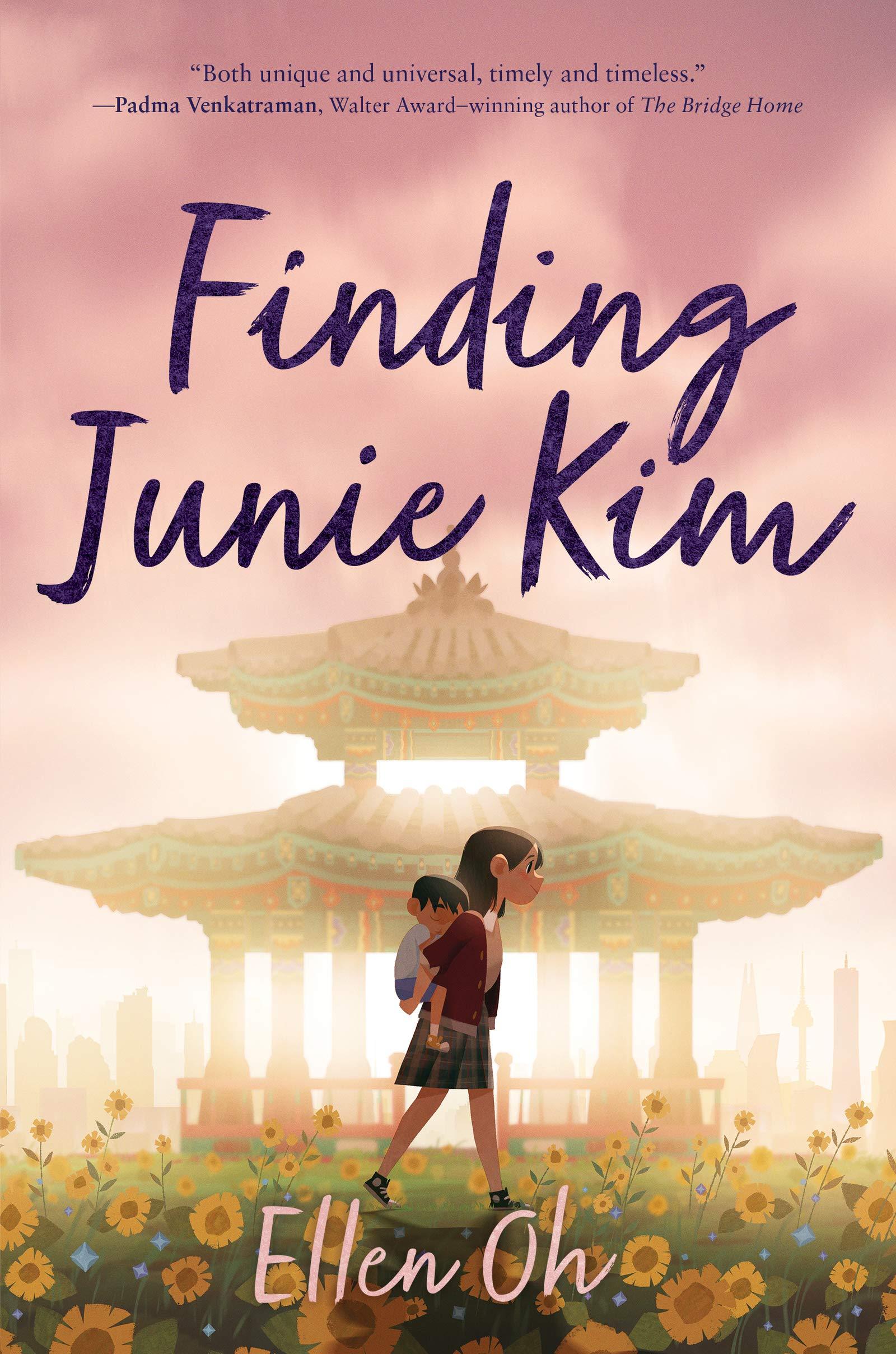 Finding Junie Kim: Oh, Ellen: 9780062987983: Amazon.com: Books