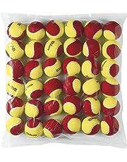 Wilson Tennisbälle, Starter Red, 36er Pack, Gelb/Rot, Für Kinder, WRT13700B