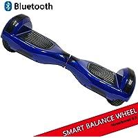 """Dragon Hoverboard con Ruote da 6,5"""" Monopattino Elettrico Autobilanciato Self Blance Scooter Skateboard Elettrico Smart Self Balance Board Colore Disegno"""