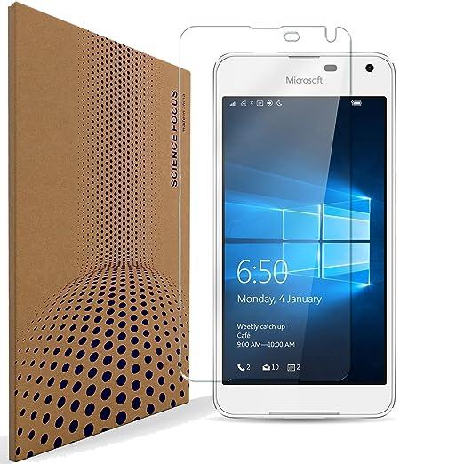 3 opinioni per [Super-Liscio] Microsoft Lumia 650 Pellicola Protettiva Vetro Temperato, VLP