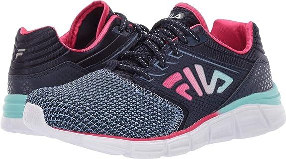 Fila Memory Multiswift 2 Zapatillas de correr para mujer, Azul (Fila Navy/Aruba Azul), 37 EU: Amazon.es: Zapatos y complementos