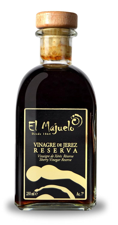 Vinagre de Jerez Reserva 25cl El Majuelo: Amazon.es ...