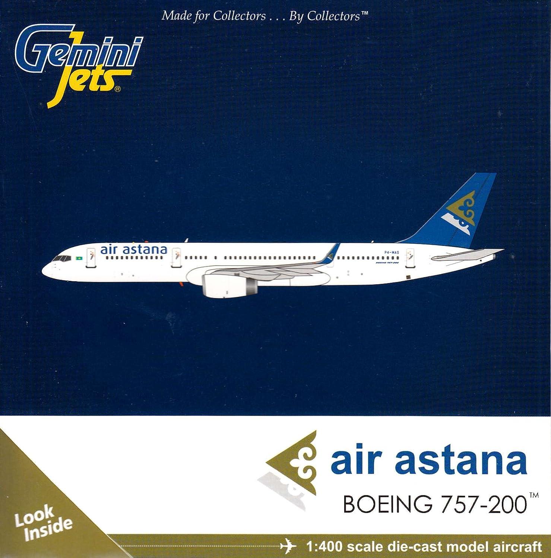 Gemini Gemini Gemini GJ1684 Gemini Air Astana Boeing 757-200W 1/400 165120