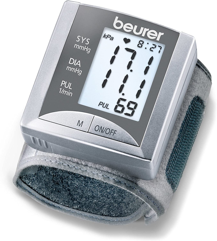 Beurer BC20 - Tensiómetro (AAA, 1.5 V, LCD, 64 mm, 75 mm, 68 mm ...