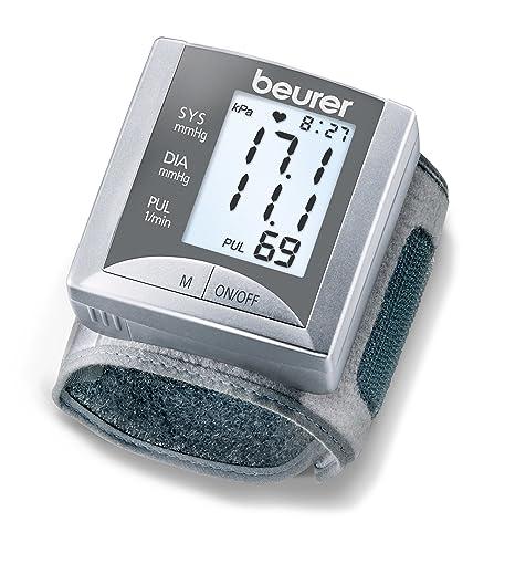 Beurer BC20 - Tensiómetro (AAA, 1.5 V, LCD, 64 mm, 75