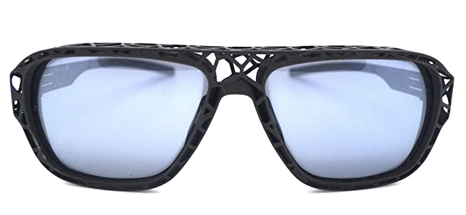 67a119dcb750a Image Unavailable. Image not available for. Colour  Ic!berlin I See  Exoskeleton black Limited edition Sunglasses