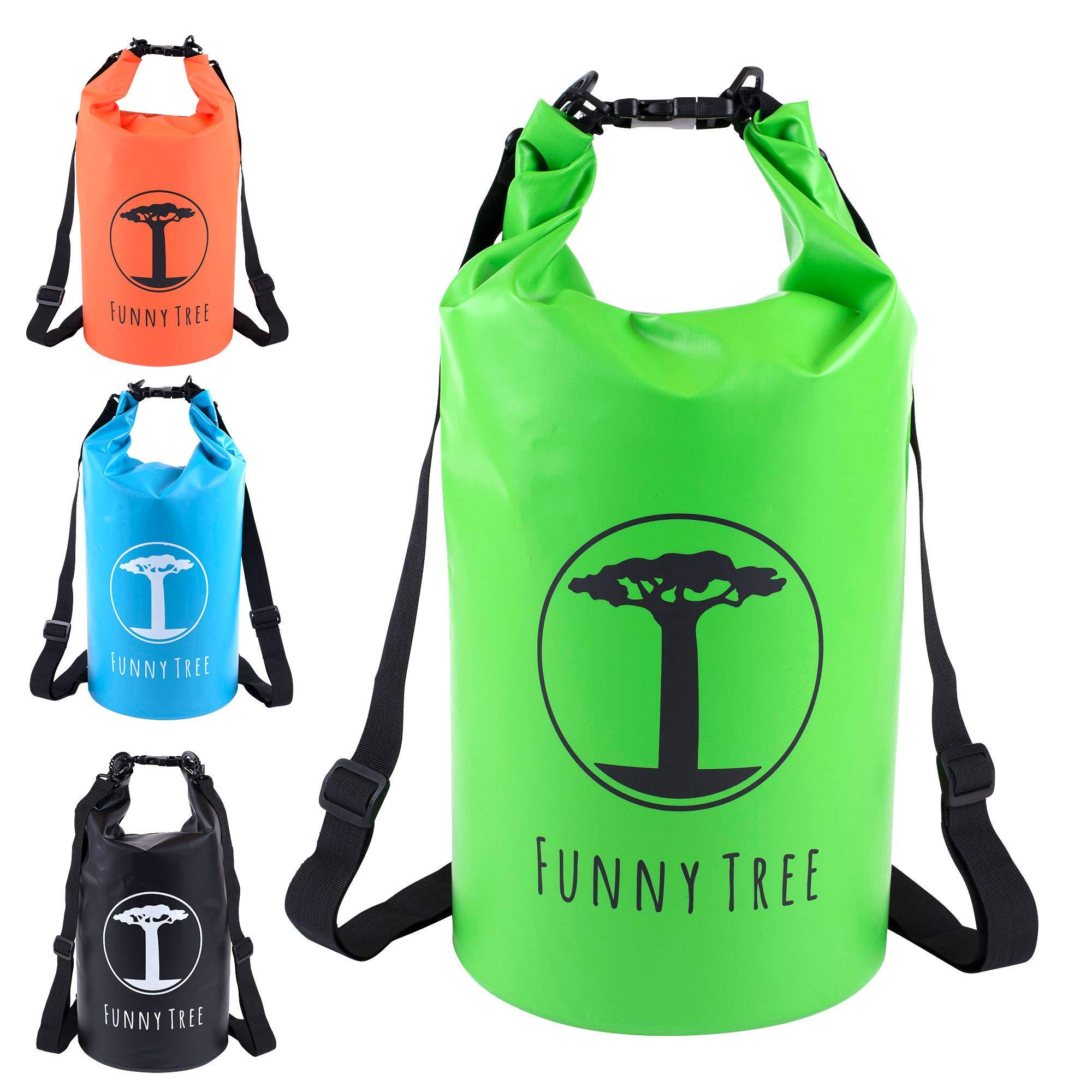 Außen Trocken Rucksack Tasche Pack Wasserfest 25l Groß Kanu Aufbewahrung Raft Kajaks Bootsport